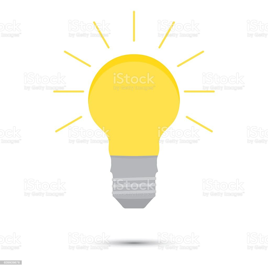 light idea lamp vector stock vector art more images of cable rh istockphoto com lamp vector free download lamp vector freepik