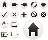 light internet icons