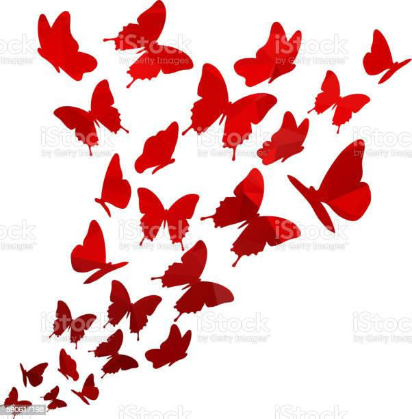 Light red triangle polygon butterflies swirl flying elegant butterfly vector id590617198?b=1&k=6&m=590617198&s=612x612&h=gr761upurk tvl4tbigwgnea ed3m9raqelrvsj7j7q=