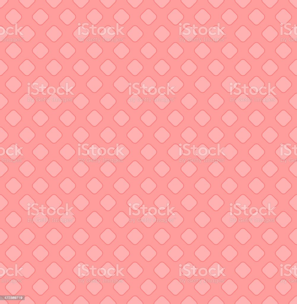 Light seamless pattern with diamonds royalty-free stock vector art