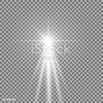 istock Light with a glare 857969236