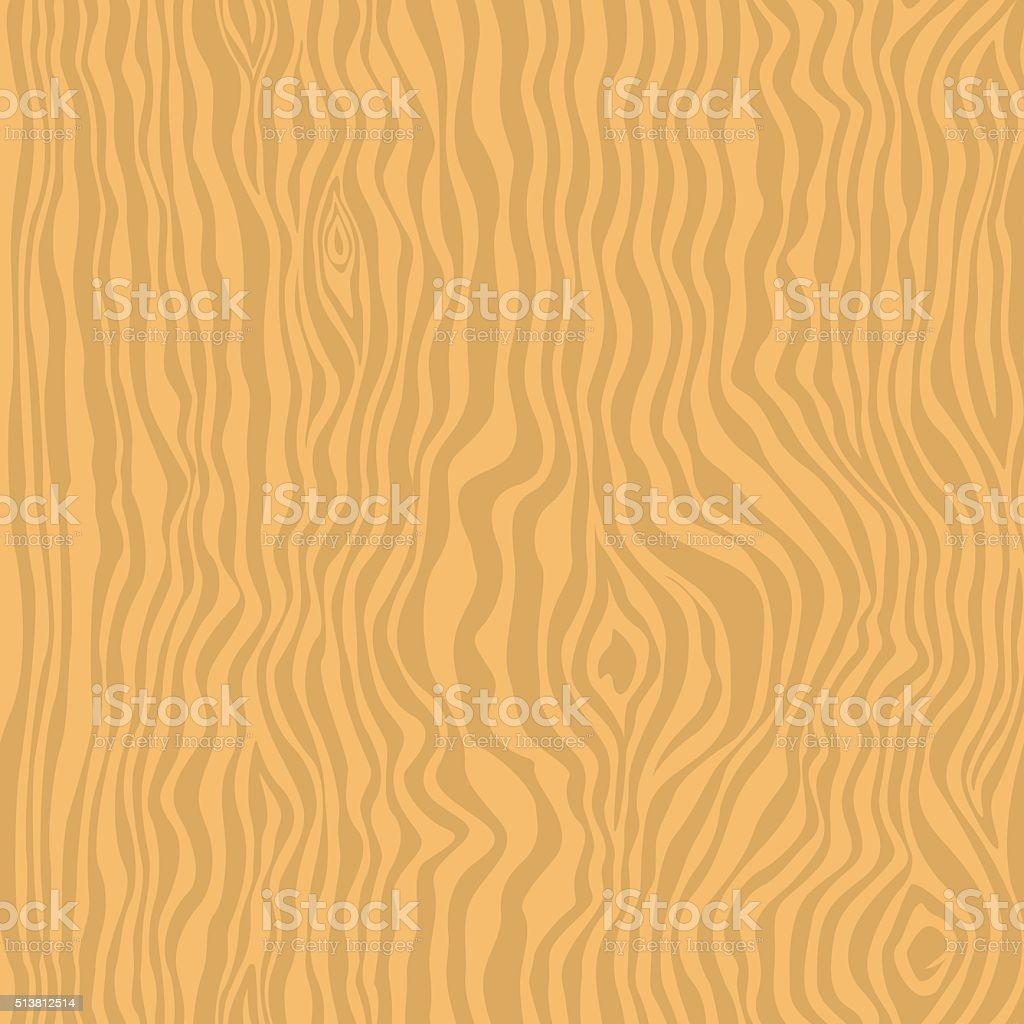 Light wood seamless texture/ Vector illustration. vector art illustration
