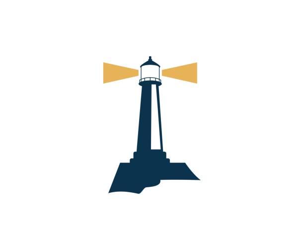 illustrations, cliparts, dessins animés et icônes de phare emblématique - phare