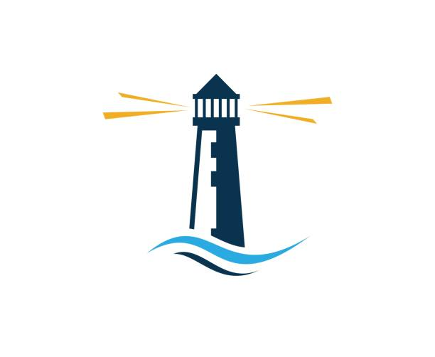 Lighthouse icon This illustration/vector you can use for any purpose related to your business. lighthouse stock illustrations