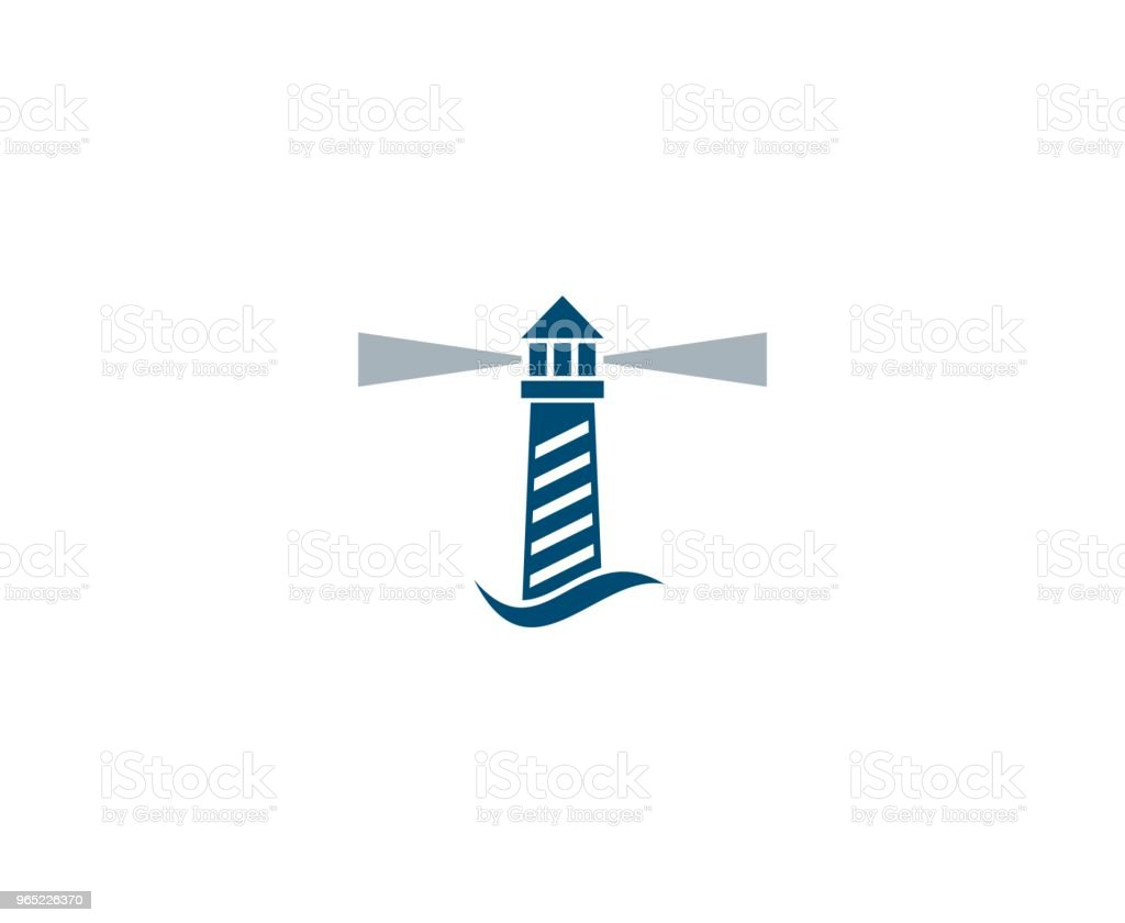 Lighthouse icon royalty-free lighthouse icon stock vector art & more images of beacon