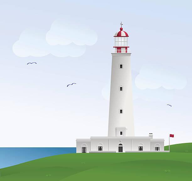 ilustrações de stock, clip art, desenhos animados e ícones de farol - algarve