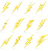Free Yellow Lightning Bolt Stock Photo - FreeImages com
