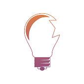 istock lihgt bulb icon image 887898586