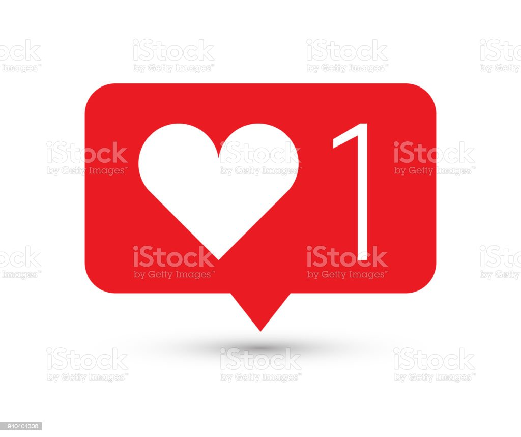Like Heart Icon One Of Set Web Icons Stock Vector Art More Images