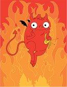 istock Lil' Baby Devil 148485188