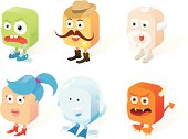 istock Lil' Monsters 153265116