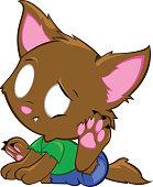 istock Lil Werewolf 163816506