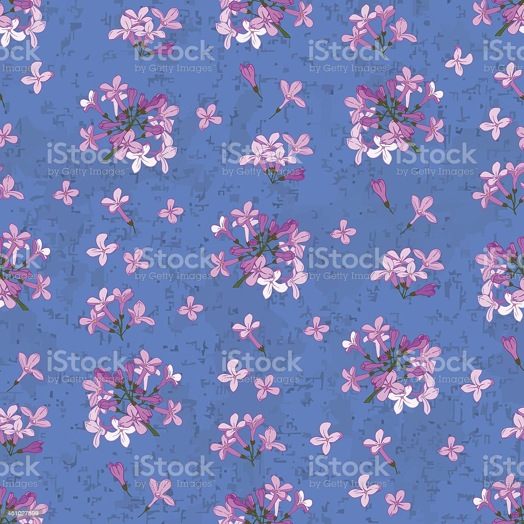 lilac seamless blue royalty-free lilac seamless blue stock vector art & more images of abstract
