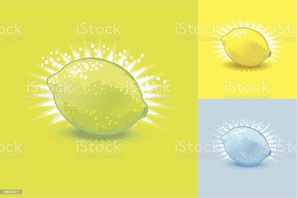 Lime, lemon and blue hybrid royalty-free lime lemon and blue hybrid stock vector art & more images of blue