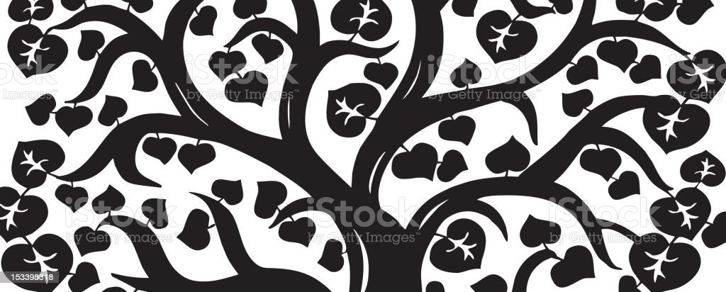 Lime tree silhouette royalty-free lime tree silhouette stock vector art & more images of art product