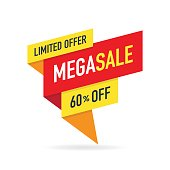 Limited Offer Mega Sale Banner