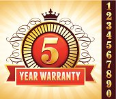 Limited Warranty Badge