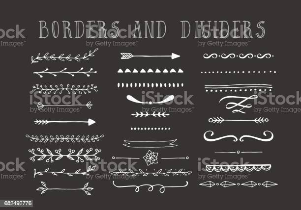 Line borders text dividers and laurel design elements vector id682492776?b=1&k=6&m=682492776&s=612x612&h=qv2hqjs kezt8s8nsoowmekpa vcik3kqjf1eyothgw=