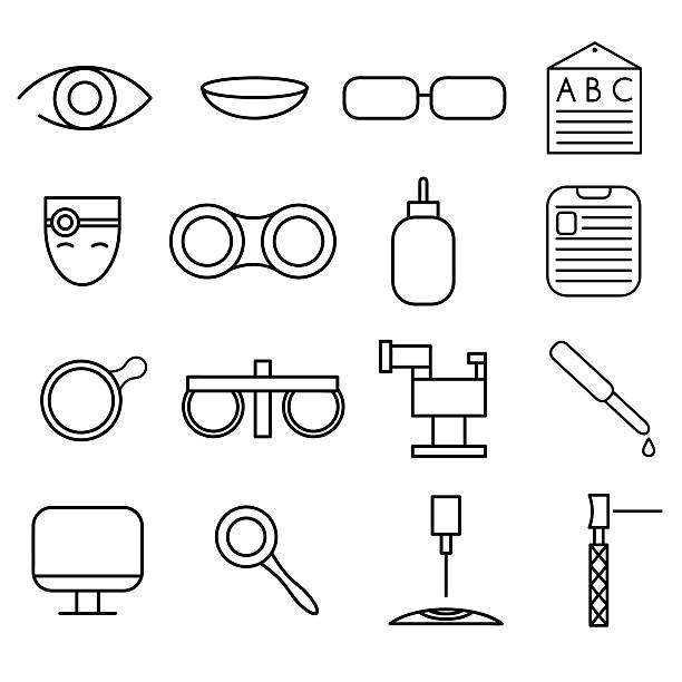 Royalty Free Contact Lens Case Clip Art, Vector Images ...