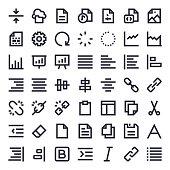 Line Essential Icons 63