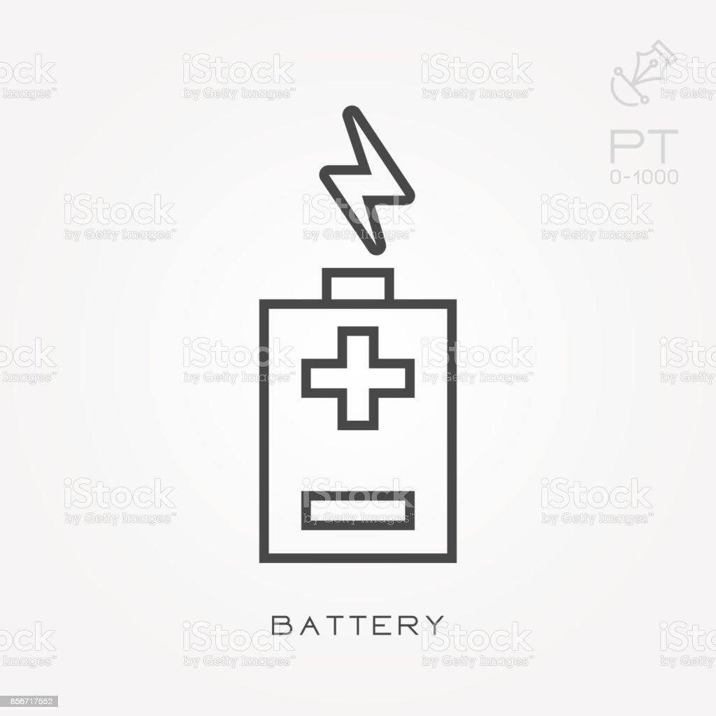 Fantastisch Schematische Darstellung Eines Batterie Und ...