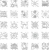 Line Icons With Detail 19