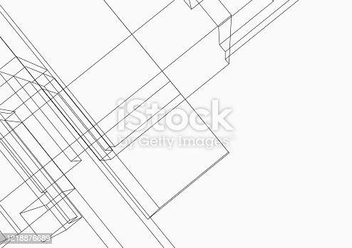 istock Line structure pattern backgrounds 1218876689