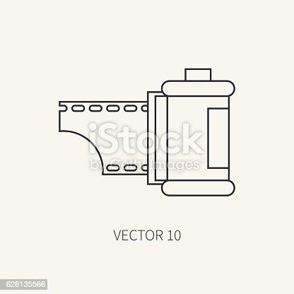 Free 35mm Camera Film Vector Graphic - VectorHQ com