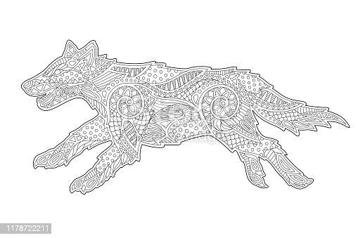 Ai Svg Eps Veya Psd Ucretsiz Painted Wolf Resimler Ve Fotograflar