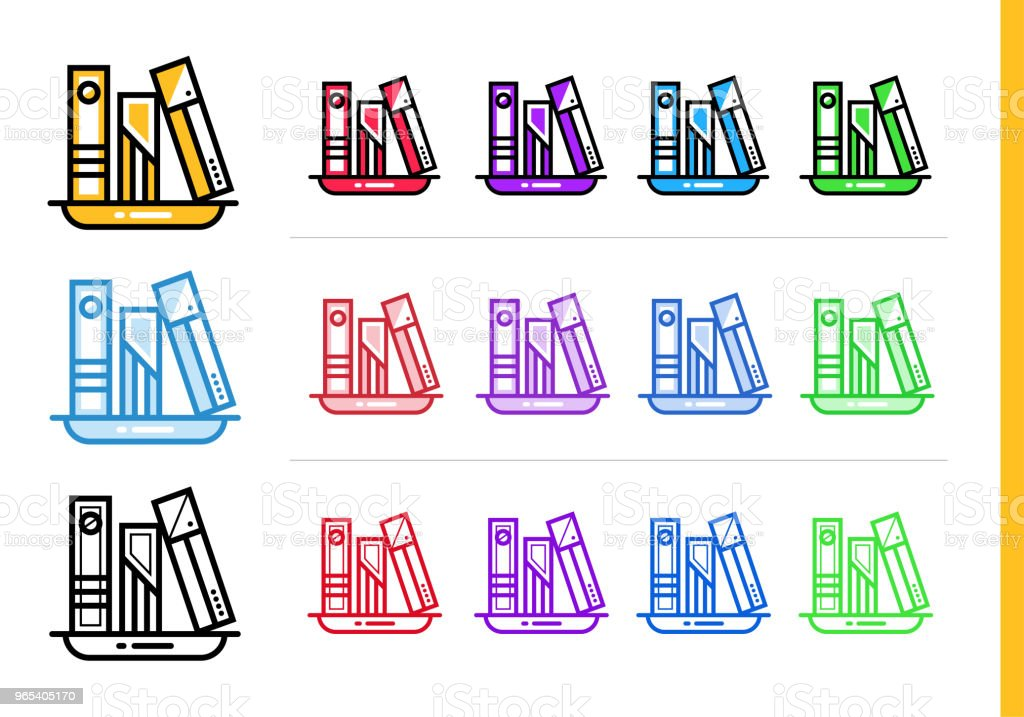 Linear CLASSBOOKS icon for education. Vector line icons suitable for info graphics, print media and interfaces linear classbooks icon for education vector line icons suitable for info graphics print media and interfaces - stockowe grafiki wektorowe i więcej obrazów grafika wektorowa royalty-free