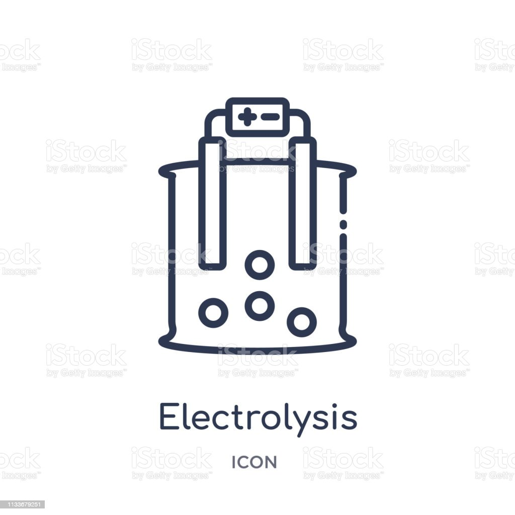 Electrolysis Diagram Related Keywords Suggestions Electrolysis