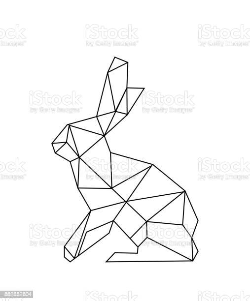 Linear illustration hare vector id882882804?b=1&k=6&m=882882804&s=612x612&h=ntpq8yqqwqk93i3d22o1fevv4iytl9mjk53zbe3ciee=