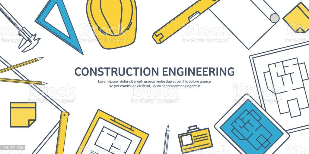 Linhas de contorno ilustrao vetorial engenharia e arquitetura linhas de contorno ilustrao vetorial engenharia e arquitetura comprimido software desenho ccuart Image collections