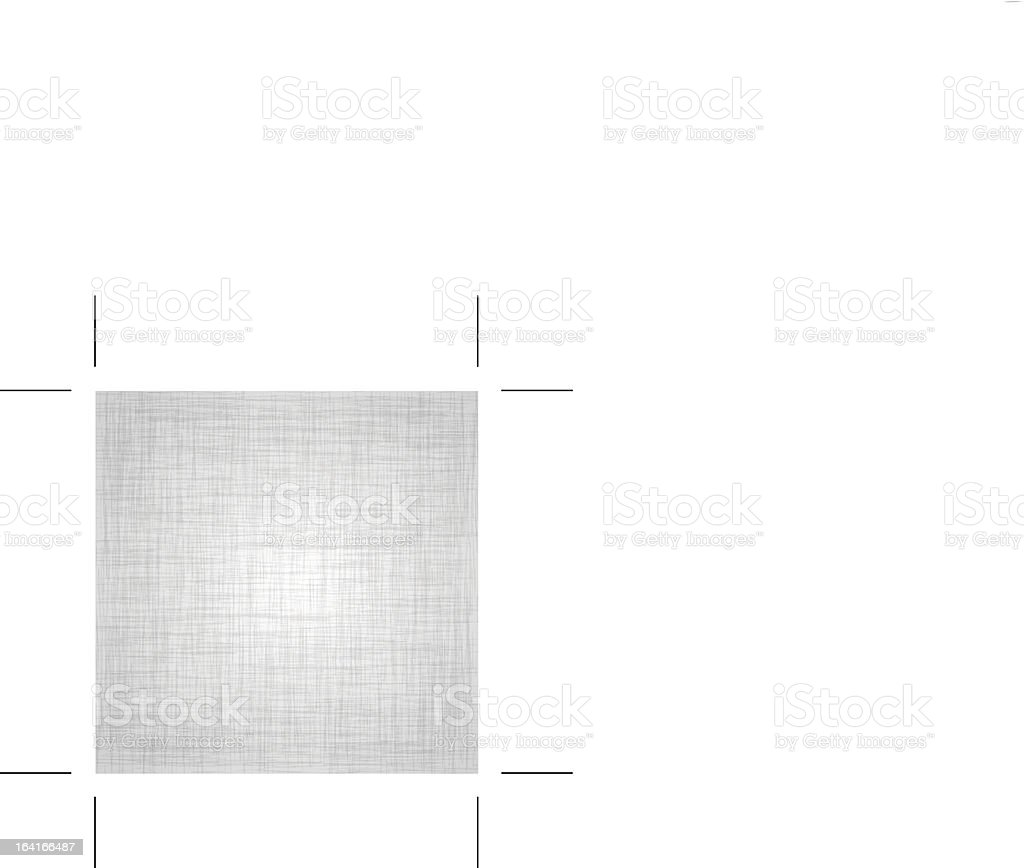 Linen Background vector art illustration