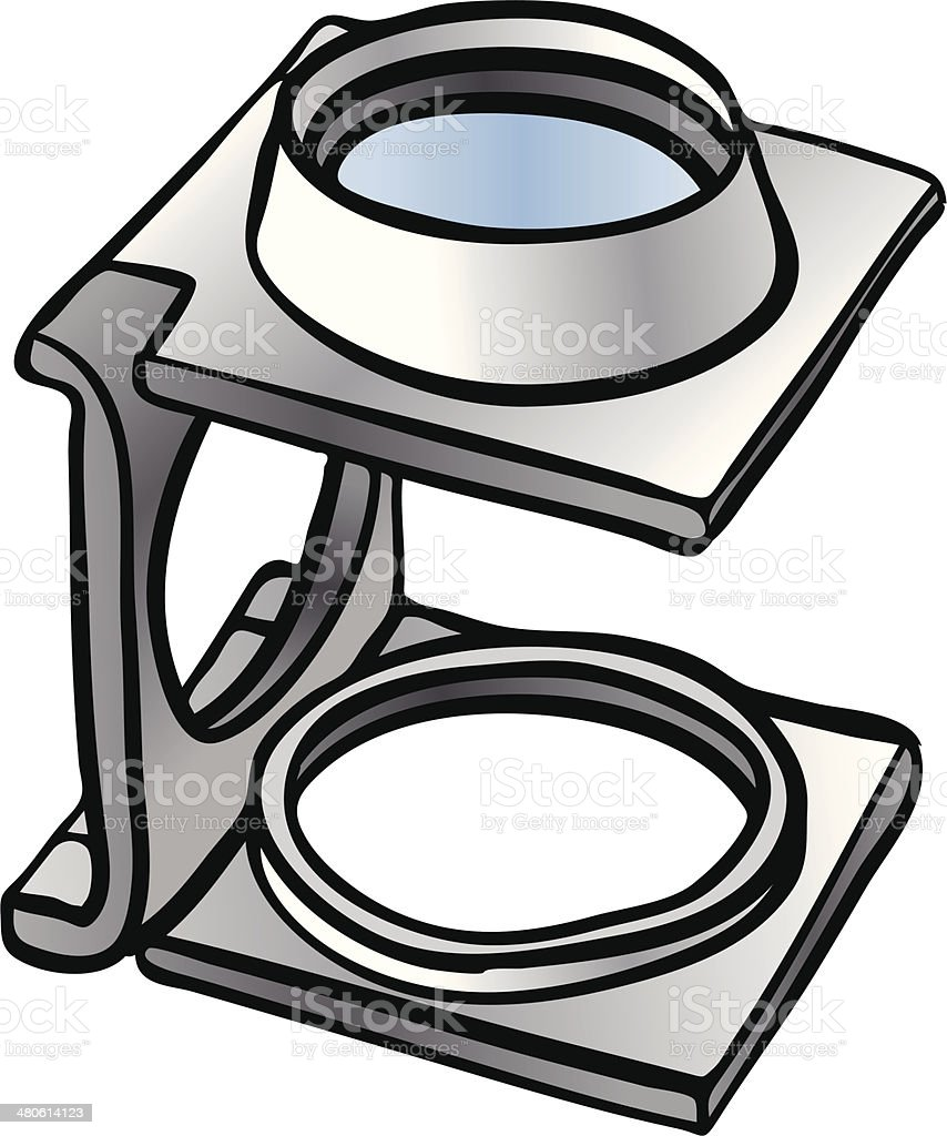 linen tester vector art illustration