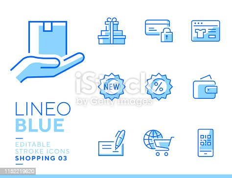 Vector icons - Adjust stroke weight - Expand to any size - Change to any color