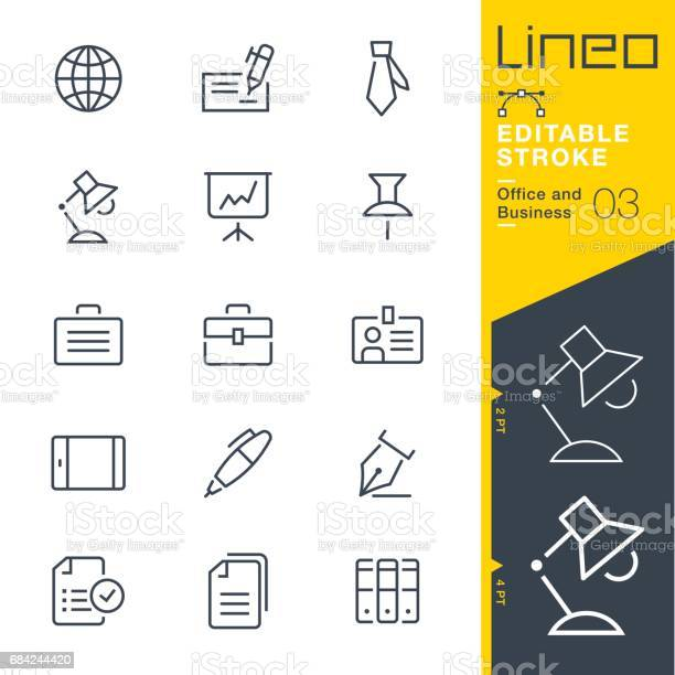 Lineo editable stroke office and business outline icons vector id684244420?b=1&k=6&m=684244420&s=612x612&h=qqf4kihjsngysiemzyykcxny9syd6oorfoyjhc9squg=