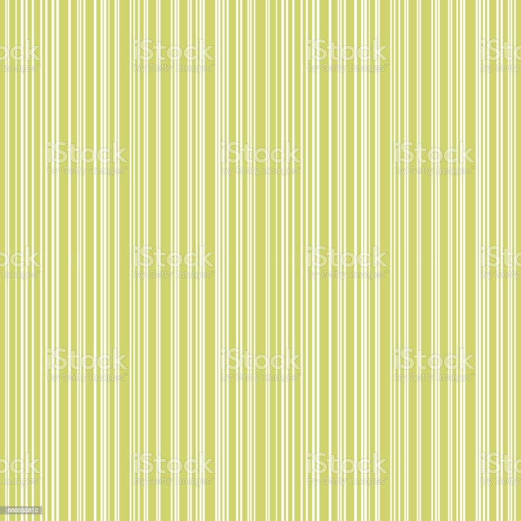 Lines background, green and white stripes abstract vector seamless pattern for decoration, concept design vector art illustration