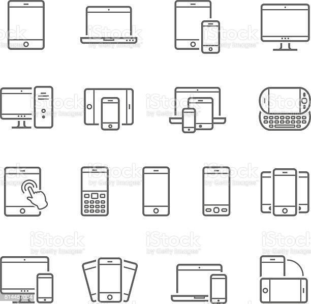 Lines icon set responsive devices vector id514457034?b=1&k=6&m=514457034&s=612x612&h=qb49k ehbajgf4dn 0ppfjbkq5slahpad4di 4uj8fu=