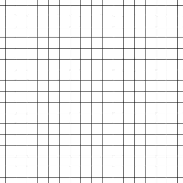 lines pattern abstract seamless texture. simple line on white background. - wzory i tła stock illustrations