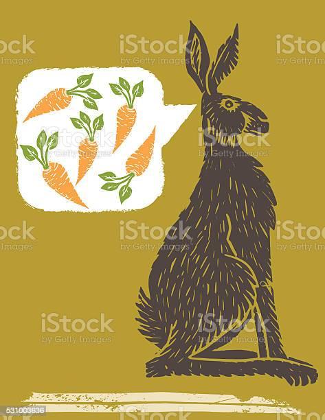Linoblock print of carrots a rabbits thinking of carrots vector id531003636?b=1&k=6&m=531003636&s=612x612&h=wish57qbxaeinuywg9wmvgqec5y4uabqow9jkuxpgk0=