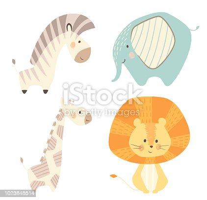 istock orangedarkafricaanimals 518688232 istock Jungle animals ...
