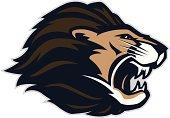 istock Lion head mascot 165722534
