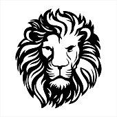 istock Lion Head 1306088102