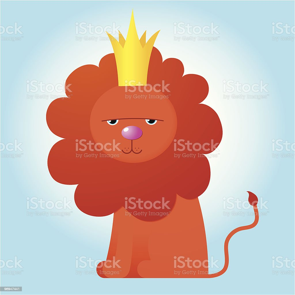 Lion king royalty-free lion king stock vector art & more images of animal