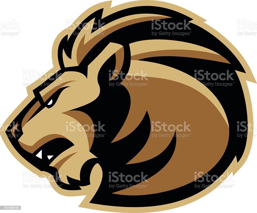 royalty free lion mascot clip art vector images illustrations rh istockphoto com free lion mascot clipart Lion Logos as Mascots