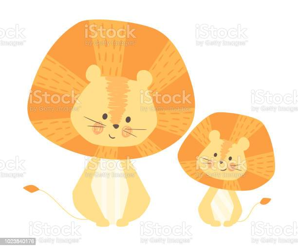 Lion mom and baby cute print sweet animal family vector id1023840176?b=1&k=6&m=1023840176&s=612x612&h=ks u2jtt 5qshdpjy6ae9uibiylzy8akzwefyt891ru=
