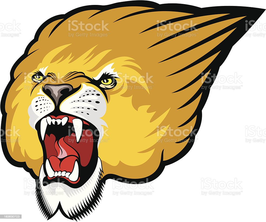 Lion roaring royalty-free lion roaring stock vector art & more images of aggression