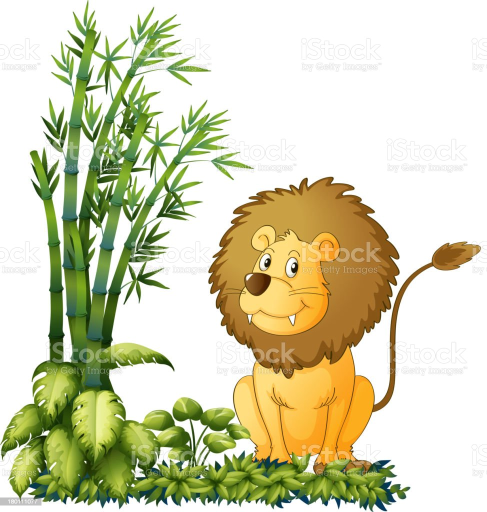 Lion showing his sharp jaw royalty-free lion showing his sharp jaw stock vector art & more images of animal