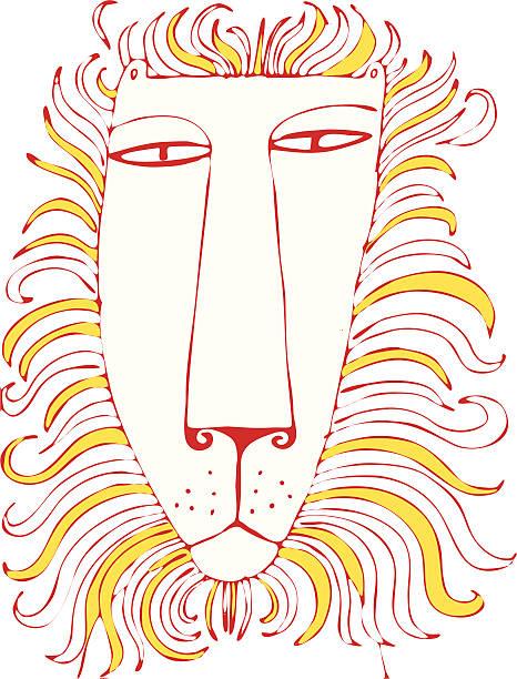 Lion – Vektorgrafik